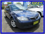 2001 Mazda 323 Protege Blue 4 Speed Automatic Sedan Minto Campbelltown Area Preview