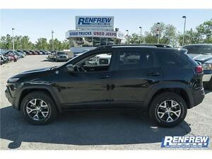 2015 Jeep Cherokee Trailhawk/WAS 43,505 NOW 39,490