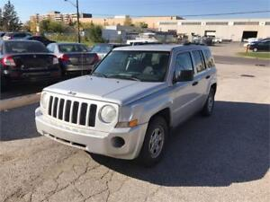 2008 Jeep Patriot Sport *Free certification this month*