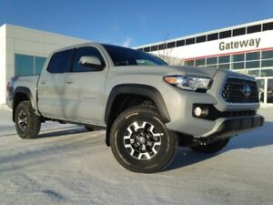 2018 Toyota Tacoma TRD Off Road 4x4 Double Cab 127.4 in. WB