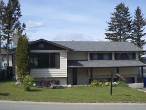 Spacious Family Home in Logan Lake
