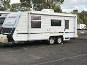 21ft Windsor Caravan Morisset Lake Macquarie Area Preview