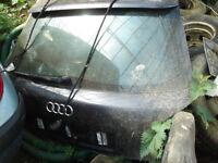 audi a3 rear tailgate window near GATWICK