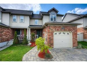 Modern Townhome in Kitchener
