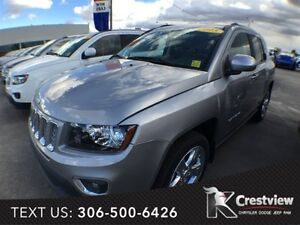2015 Jeep Compass High Altitude 4x4 w/ Leather
