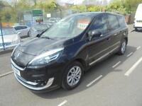 2012 RENAULT GRAND SCENIC DYNAMIQUE T-T 1.5 DCI (7 SEATER) DIESEL