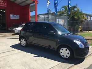2010 Suzuki Swift RS415 Black 4 Speed Automatic Hatchback Clontarf Redcliffe Area Preview