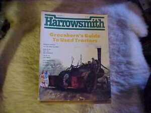 Harrowsmith Magazines - 20 from 1981 and Earlier