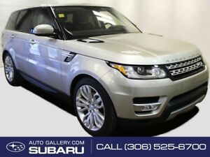 2016 Land Rover Range Rover Sport HSE | DIESEL | HIGHT ADJUSTBLE