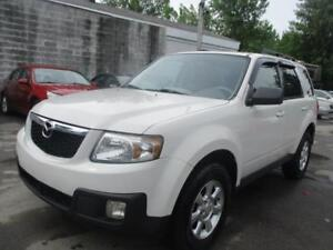 2011 Mazda Tribute ( 4 CYLINDRES - 4x4 )