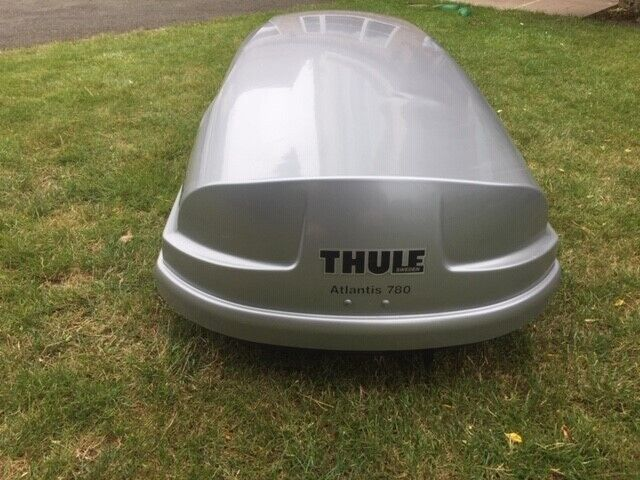 Thule Atlantis 780 Roof Box, great condition. | in Bingley ...