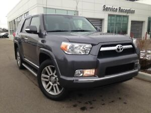 2013 Toyota 4Runner Limited, Nav, Back Up Cam, Sunroof, Leather