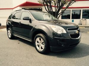Chevrolet Equinox awd 4x4 bas km 4cylindre