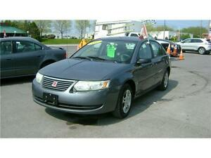 2005 Saturn Ion Sedan Midlevel ***Safety & E-test Incl.***