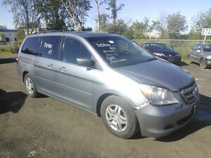 HONDA ODYSSEY (2005/2010 / FOR PARTS PARTS ONLY)
