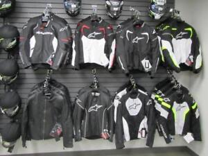 All riding gear from 2018 riding season is on clearance!