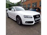 FINANCE AVAILABLE GOOD BAD OR NO CREDIT*Audi A5 3.0TDI S-Line Sportback S Tronic Quattro 5dr*£300PCM