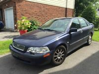 2002 Volvo S40 - MUST SEE