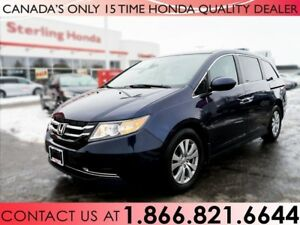 2016 Honda Odyssey EX-L | 1 OWNER | NO ACCIDENTS | LEATHER