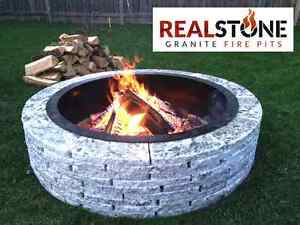 Amazing Granite Fire pits!
