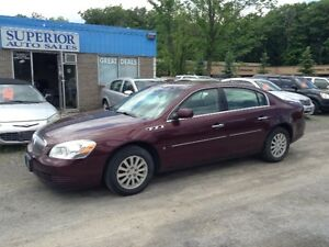 2006 Buick Lucerne CX Fully certified and Etested!