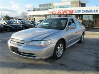 2002 Honda Accord Sdn EX-L