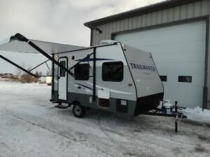 Light weight travel trailer: $58/payment