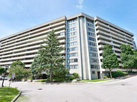 Beautifully Updated 2 B/R, 2 W/R Condo Close to SQ-1