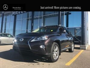 2014 Lexus RX 350, Local Trade 1 Tax, PST Paid