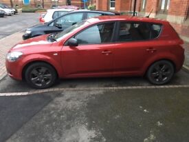For sale - Kia Ceed strike 2011 (low mileage, 1 owner)