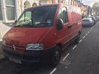 Citroen Relay 2.0 HD diesel 2004 for sale £1499