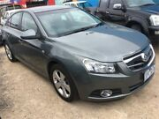 2010 Holden Cruze JG CDX Grey 6 Speed Sports Automatic Sedan Hoppers Crossing Wyndham Area Preview