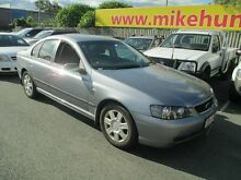 2005 Ford Falcon BA MkII XT Silver 4 Speed Auto Seq Sportshift Sedan Coopers Plains Brisbane South West Preview