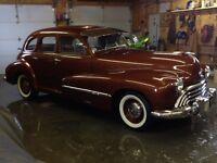 1948 oldsmobile dynamic serie 60