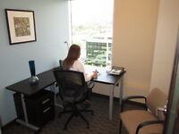 Enjoy the Gorgeous Upcoming Winter View Rent This Office!
