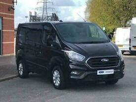 2020 Ford Transit Custom 2.0 EcoBlue 130ps Low Roof D/Cab Limited Van Auto Crew