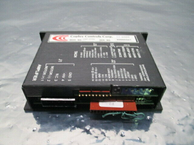 Copley Controls Corp. 800-299A Servo Motor Amplifier Module, 100380