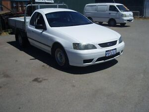 2006 Ford Falcon BA Automatic Trayback Kenwick Gosnells Area Preview