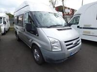 Ford Transit Autosleeper Duetto MANUAL 2007/07