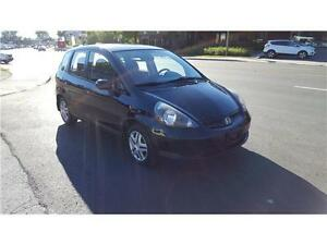 2007 Honda FIT LX-------Tout  equipee