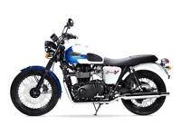 2015 Triumph Bonneville T214 Limited Edition