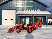 [FR]Kubota BX-25D Tractor Loader Backoe 4x4 Cornwall Ontario Preview