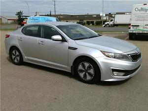 2012 Kia Optima Hybrid. BEST DEAL. GET APPROVED!!