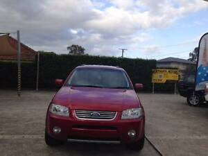 2006 Ghia Territory Wagon A.W.D Great Looking Vehicle Northgate Brisbane North East Preview