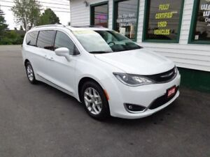 2018 Chrysler Pacifica Touring-L Plus for only $276 bi-weekly!