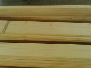 Wide Premium White Pine Flooring for Sale