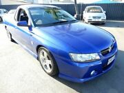 2004 Holden Ute VZ S Impulse Blue 4 Speed Automatic Utility Enfield Port Adelaide Area Preview