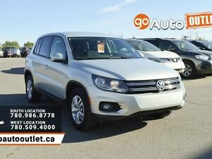 2014 Volkswagen Tiguan Trendline 4dr All-wheel Drive 4MOTION