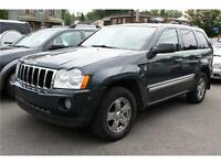 JEEP GRAND CHEROKEE LIMITED 2007 GARANTIE 12 MOIS