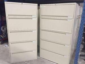 Lateral Filing Cabinet 3D and 5D